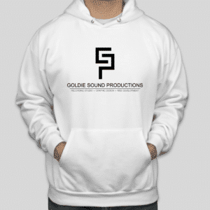 Goldie Sound Productions White Hoodie